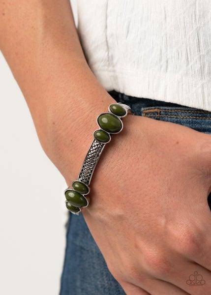 Instant Zen Green Bracelet