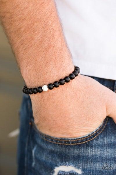 Solitude White Bracelet