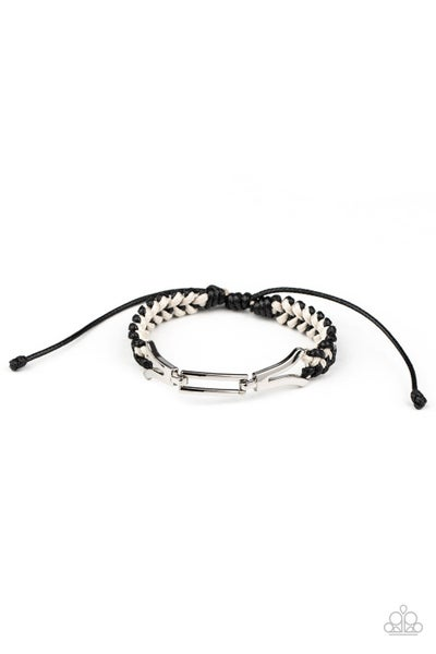Bungee Bungalow Black Urban Bracelet