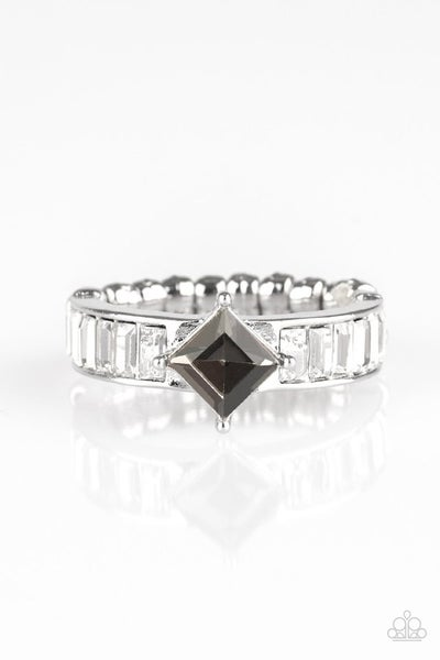 Elegantly Ever After Silver Ring