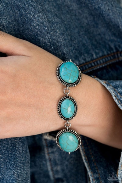 River View Turquoise Bracelet