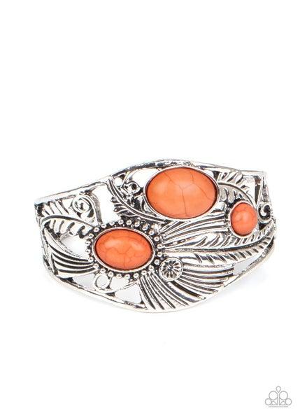Mojave Moods Orange Bracelet