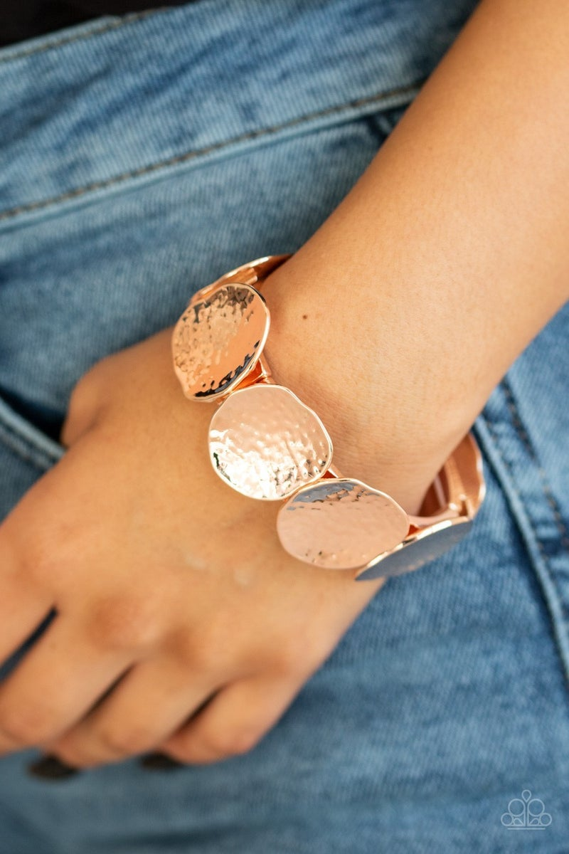 Treasure Cache Rose Gold Bracelet
