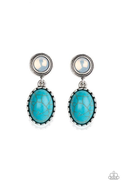 Western Oasis Turquoise Posts
