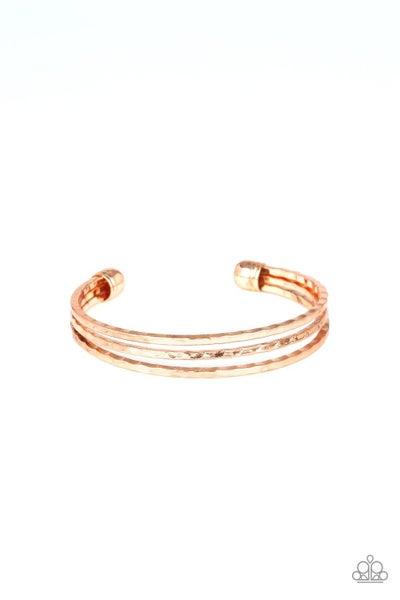 A Mean Gleam Copper Bracelet