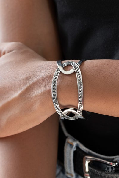 Never A Dull Moment Silver Bracelet