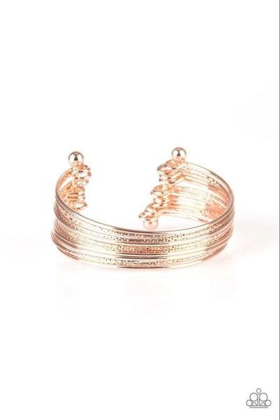 Endlessly Empress Rose Gold Bracelet