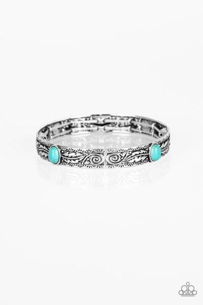 Wild West Story Turquoise Bracelet