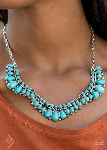 Naturally Native Turquoise Necklace
