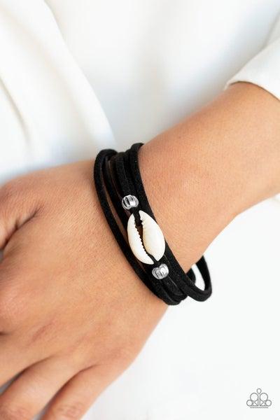 Vitamin Sea Black Bracelet