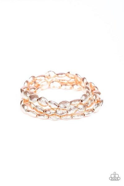 Basic Bliss Rose Gold Bracelet
