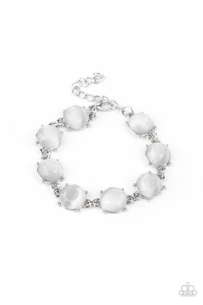 Ms. Glow It All White Bracelet