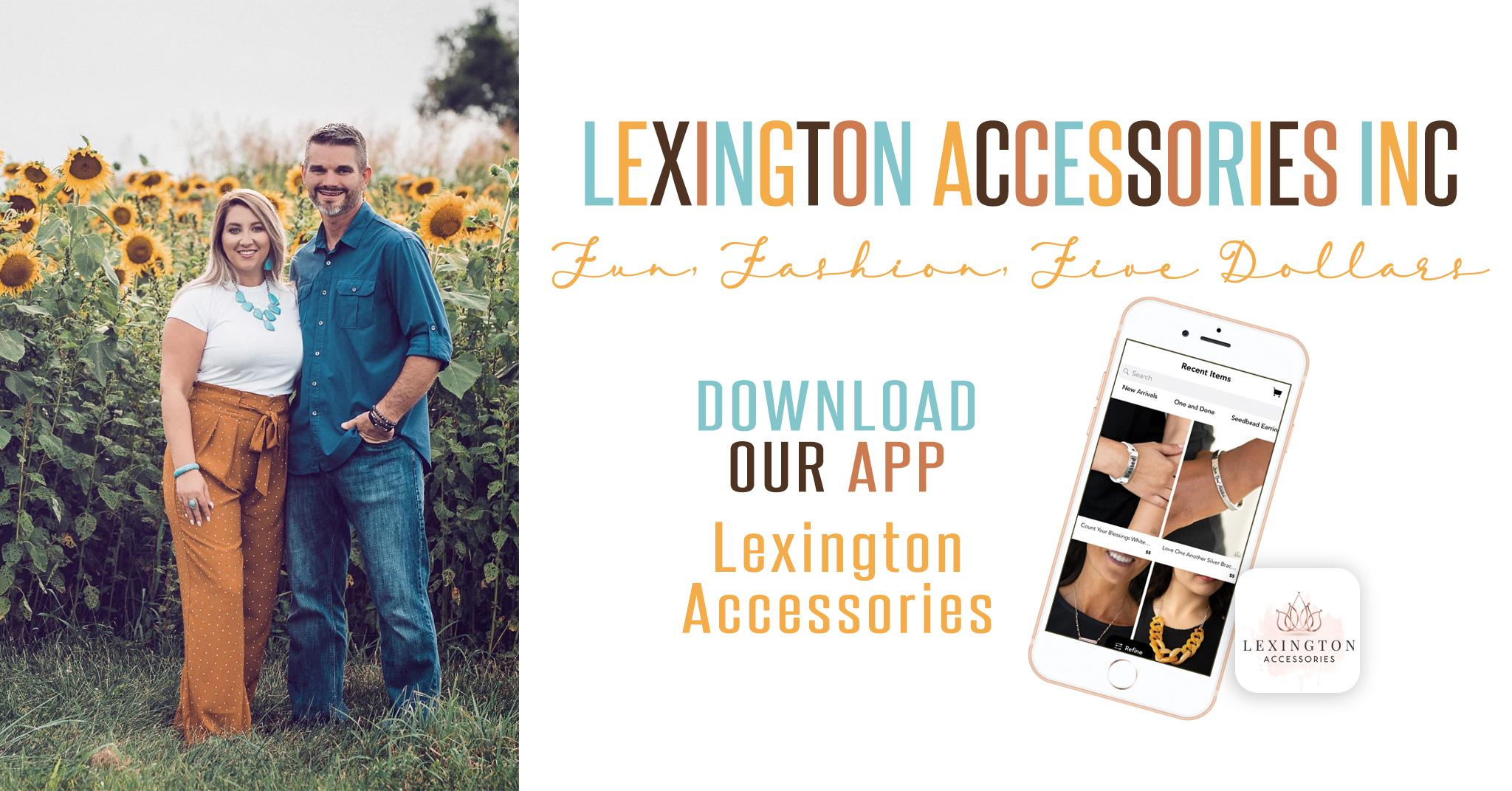Welcome to Lexington Accessories!