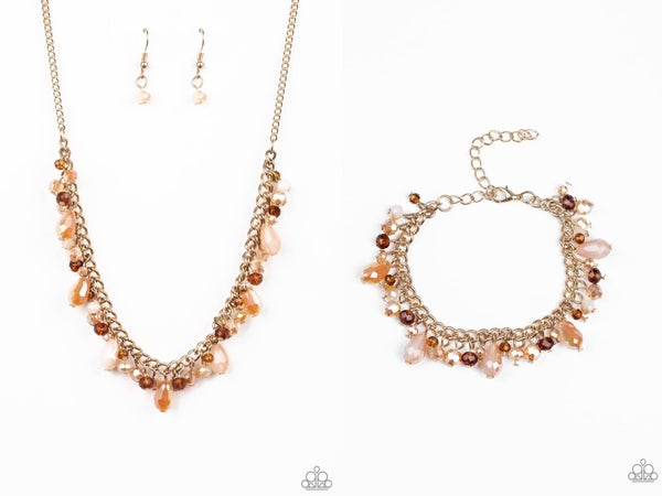 Courageously Catwalk Multi Gold Set