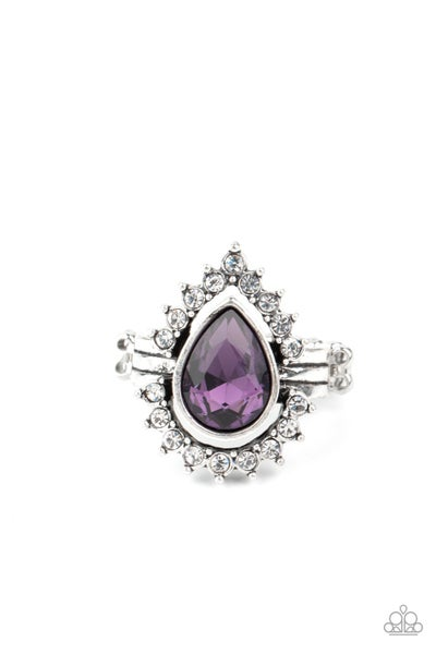 Make Your Trademark Purple Ring