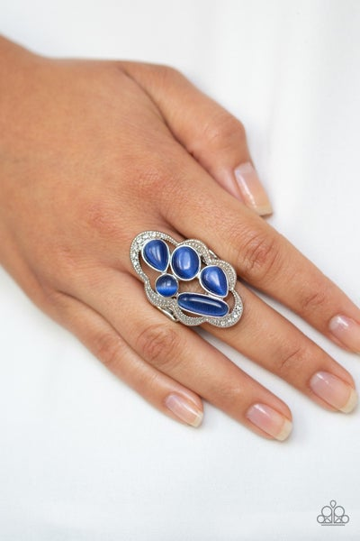 Cherished Collection Blue Ring