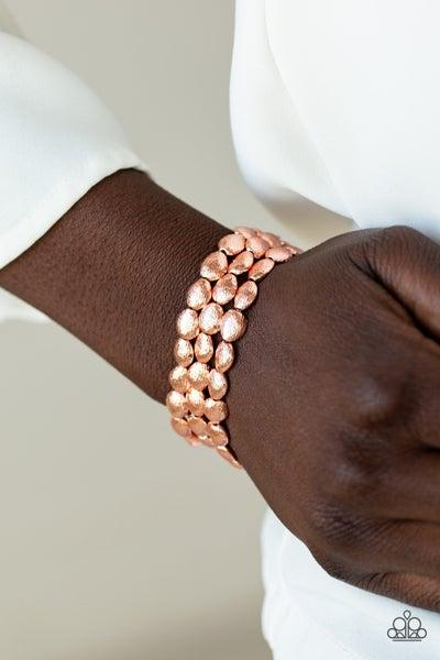 Basic Bliss Copper Bracelet
