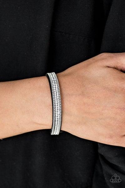 Babe Bling Black Bracelet