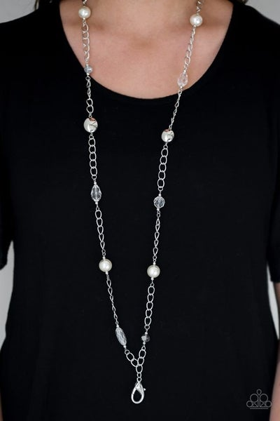 Only For Special Occasions Pearl Lanyard