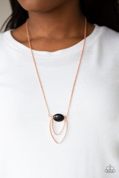 Quarry Quest Copper Necklace