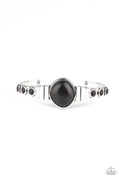 Spirit Guide Black Bracelet