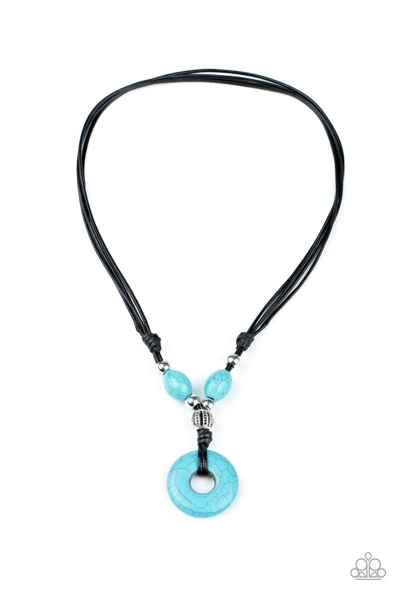 Middle Earth Turquoise Necklace