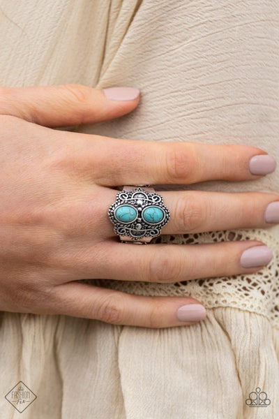 Eco Essence Turquoise Ring