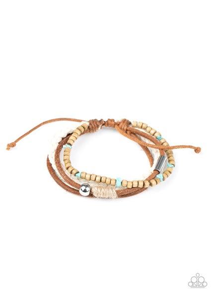 Sahara Pilgrim Turquoise Bracelet
