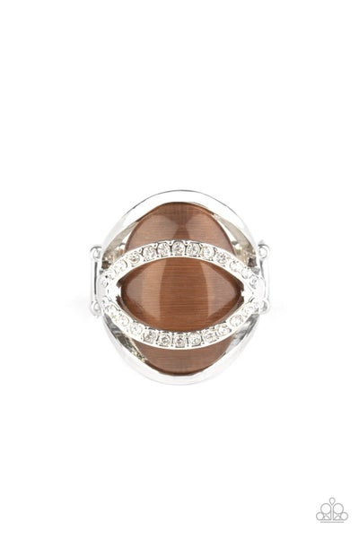 Endless Enchantment Brown Ring