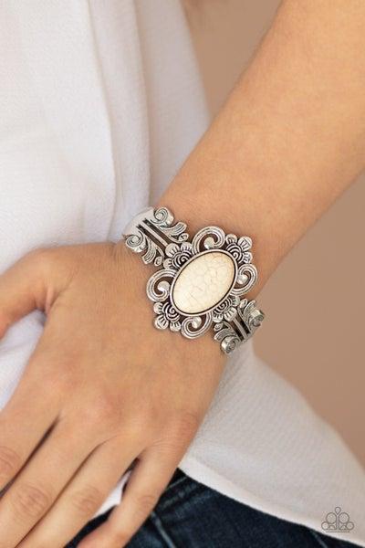 Mojave Mystic White Bracelet
