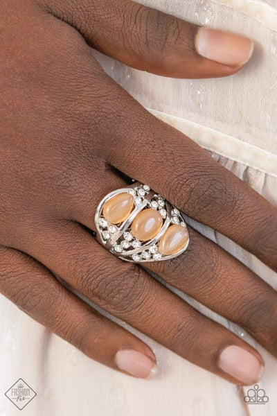 Underrated Shimmer Peach Ring