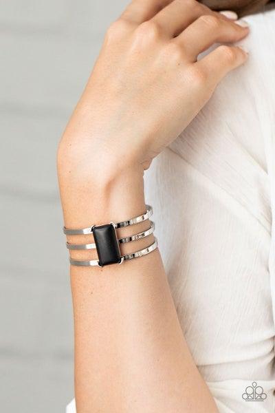 Rural Recreation Black Bracelet