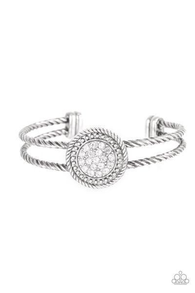 Definitely Dazzling White Bracelet