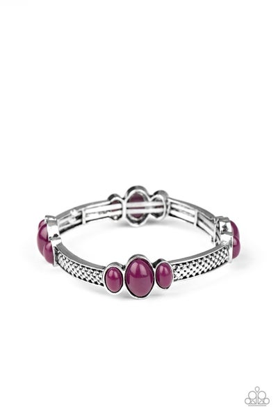 Instant Zen Purple Bracelet