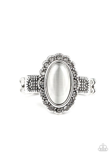 Fabulously Flawless White Ring