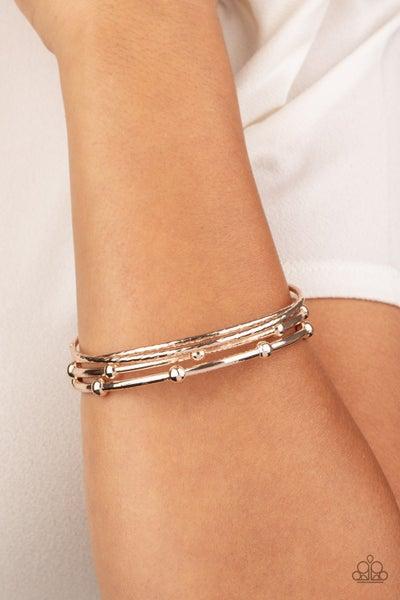 Beauty Basics Rose Gold Bracelet