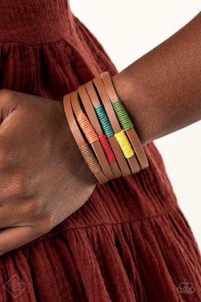 Country Colors Multi Bracelet