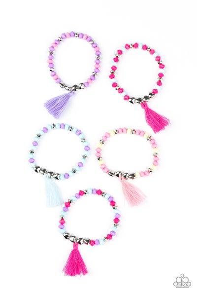 Pastel Fringe Starlet Shimmer Bracelet Kit