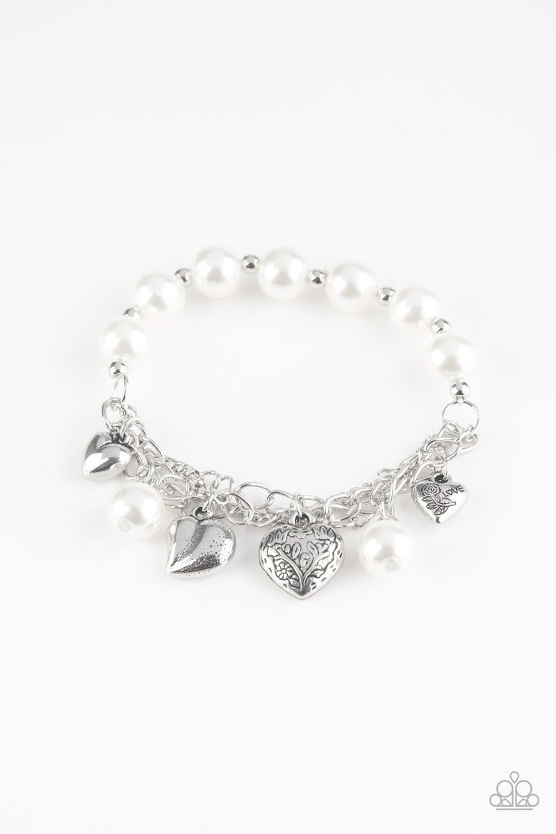 More Amour Pearl Bracelet