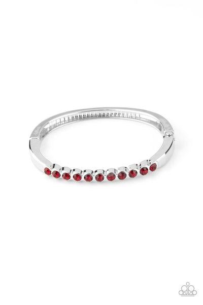 Stellar Beam Red Bracelet