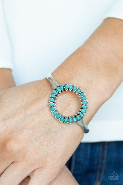 Divinely Desert Turquoise Bracelet