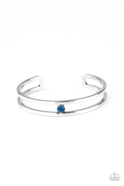 Solo Artist Blue Bracelet