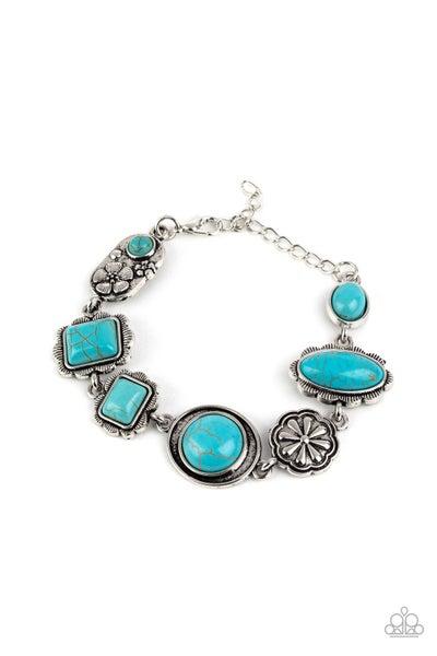 Gorgeously Groundskeeper Turquoise Bracelet