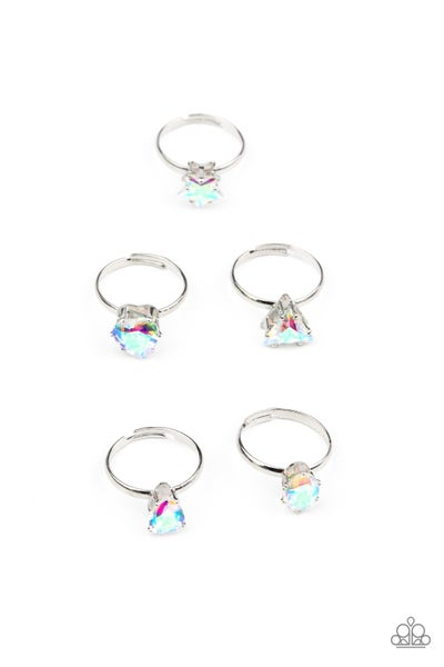 Unicorn Starlet Shimmer Ring Kit