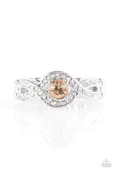 Glam of Thrones Brown Ring
