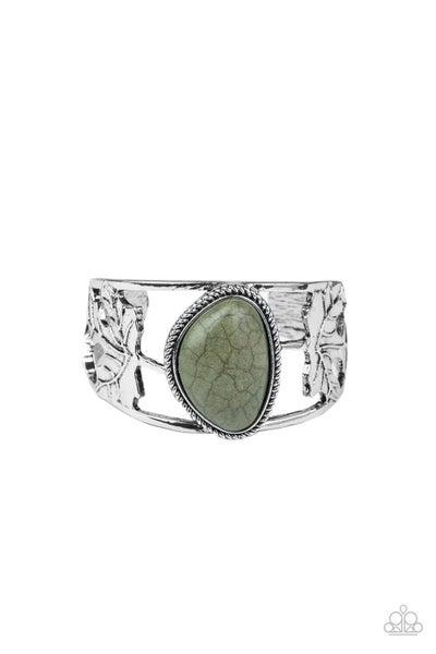 Sahara Seasons Green Bracelet