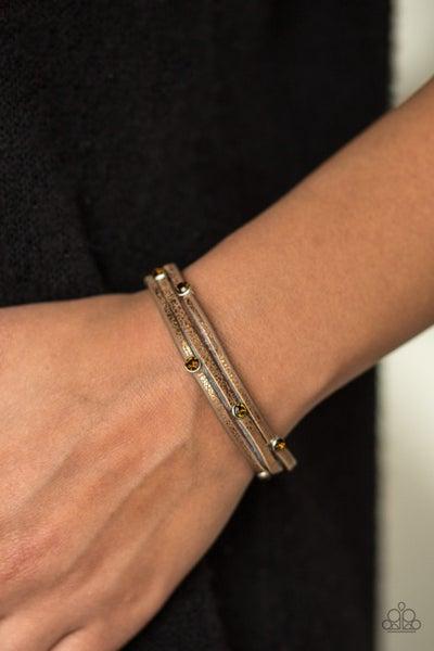 Drop A Shine Copper Bracelet