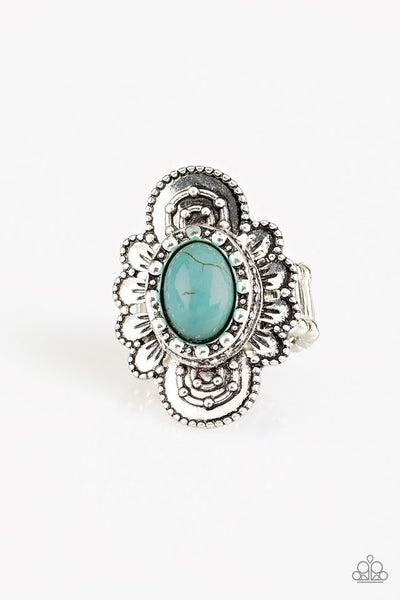 Basic Element Turquoise Ring