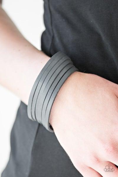 Day Hike Silver Bracelet