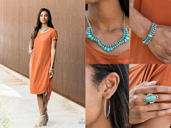 Naturally Native Turquoise Fashion Fix